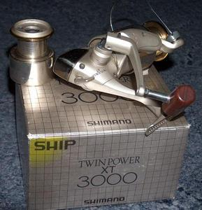 SHIMANO Twin Power XT 3000
